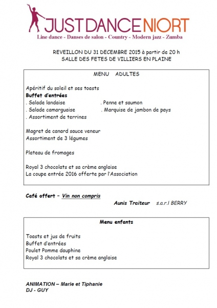 reveillon-menu